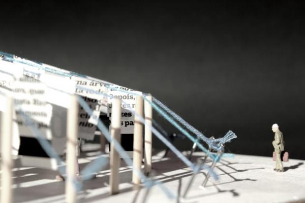 Leftovers, Micro Atelier de Arquitectura e Arte