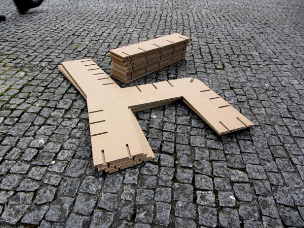 Claiming the City | Reclamar a Cidade, micro atelier de arquitectura e arte