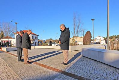 Public Square and Monument in Pedroso