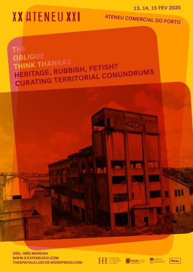 XX ATENEU XXI | Porto | Talk